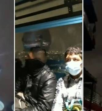 cablebus sismo temblor ciudad de mexico - #VIDEO ¡IMPRESIONANTE! Así se registró el sismo en el Cablebús de la CDMX