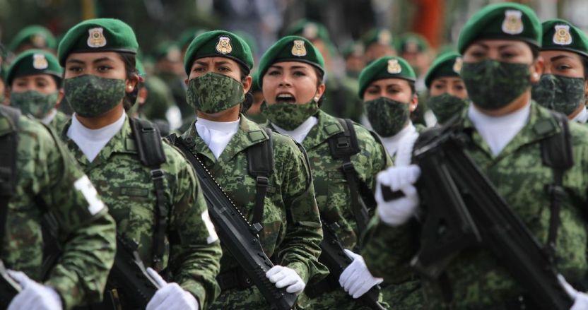 desfile - El desfile militar por la Independencia se adelanta una hora en CdMx