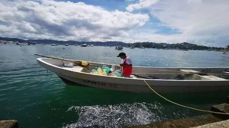 pescador acapulco - Aparece el cuerpo de Alberto, uno de los 6 desaparecidos en Acapulco