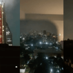sismo cdmx - Los primeros VIDEOS muestran la fuerza del sismo que sacudió a la Ciudad de México
