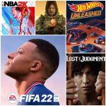 FIFA 22 Death Stranding Hot Wheels Unleashed NBA 2K22 Lost Judgment - Reseña: FIFA 22, Death Stranding Director's Cut, Hot Wheels Unleashed, NBA 2K22 y Lost Judgment