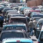 """autos choc - Regularización de autos """"chocolate"""" costará unos 2 mil 500 pesos, dice AMLO en BC"""