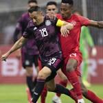 mexico canada - La selección mexicana sufre y consigue empate 1-1 con Canadá en las eliminatorias