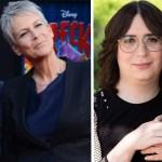 """portada jamie lee curtis hija - """"Aún cometo errores"""": Jamie Lee Curtis y el reto de tener una hija transgénero. Sigue aprendiendo"""