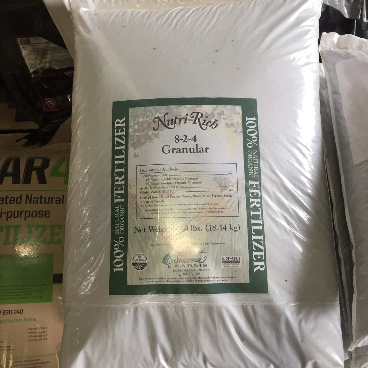 Nutri Rich Fertilizer