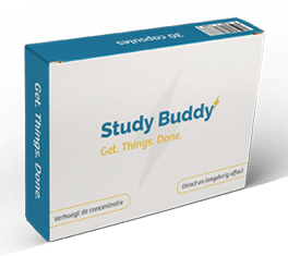 concentratie pil merk study buddy