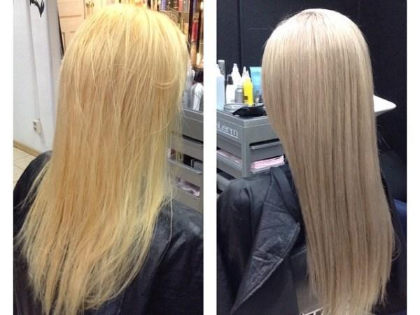 Тонирование волос: что это такое, технология, фото до и после