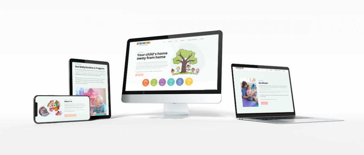 Everwood Website and Logo Redesign