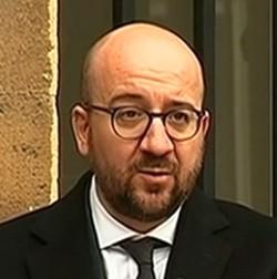 Michel Belgiens Premierminister