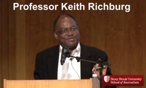 Keith Richburg