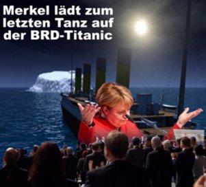 Merkels Totentanz