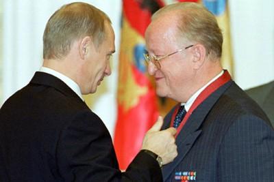 Putin zeichnet Gerashchenko aus