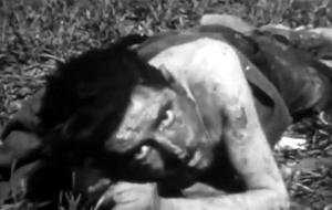 Die Ausrottung der deutschen Kriegsgefangenen war Eisenhowers Ziel und große Befriedigung