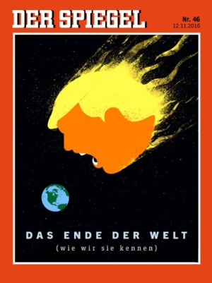 SPIEGEL Trump-Revolution