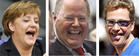 Über die Ausrottung der wehrlosen Deutschen haben sie nur schallendes, höhnisch-zynisches Gelächter übrig!