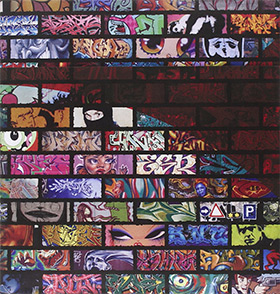 Graffiti World Book