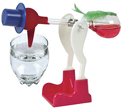 Novelty Bobbing Drinking Bird