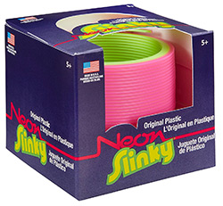 Neon Colored Slinky