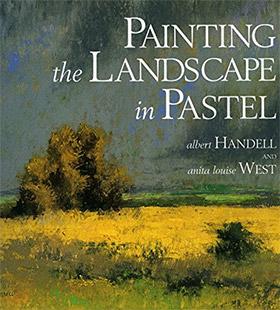 painting the landscape pastel