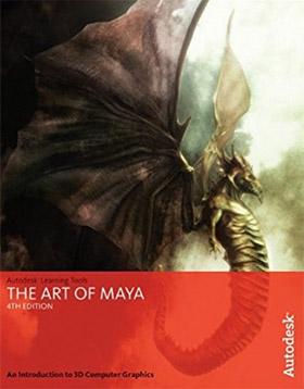 art of maya book