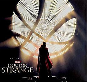 marvel doctor strange artbook