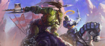 Orc and Goblin Concept Art Design Gallery