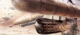 Airship Vehicle Concept Inspiration Gallery