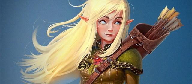 elf character
