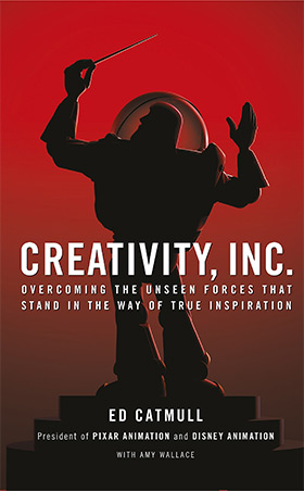 Creativity inc book
