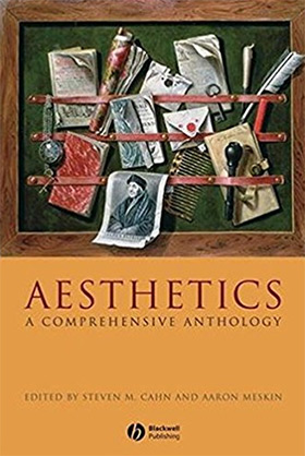 aesthetics anthology book