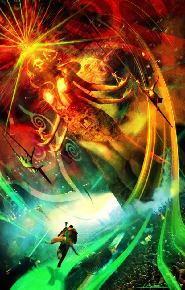 DmC: Devil May Cry Concept Art | Concept Art World