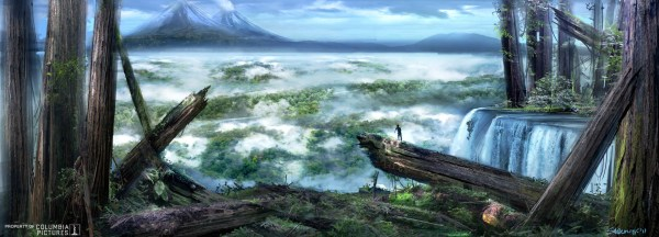 After Earth Concept Art by Dean Sherriff | Concept Art World