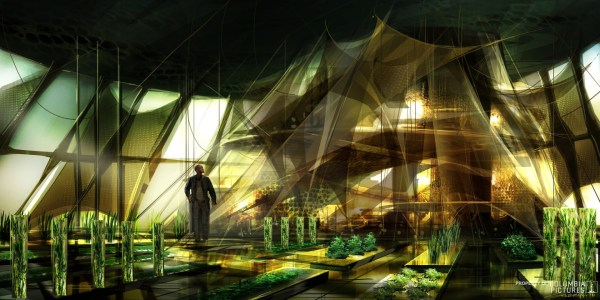 After Earth Concept Art by Dean Sherriff   Concept Art World