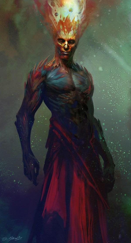 Doctor Strange Concept Art by Jerad Marantz   Concept Art ...