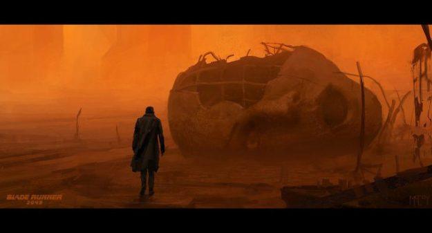 Jon McCoy para Blade Runner 2049