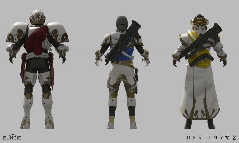 Destiny 2: Solstice of Heroes Armor Concept Art by Ryan ...