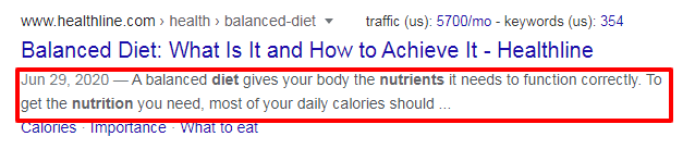 healthline nutrition Google Search