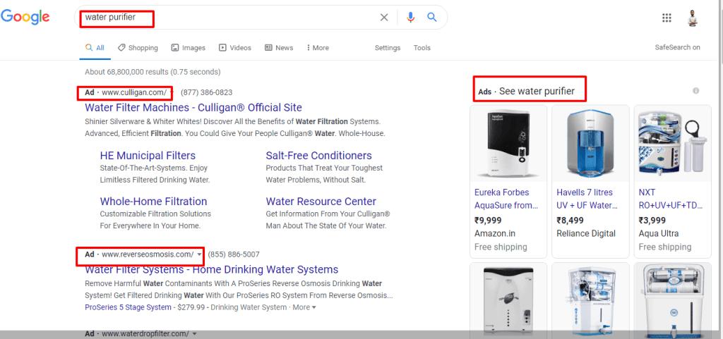 water purifier Google Search