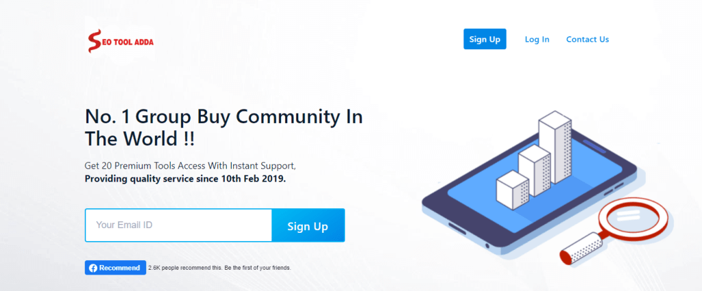 SeoToolAdda cheap group buy seo tool