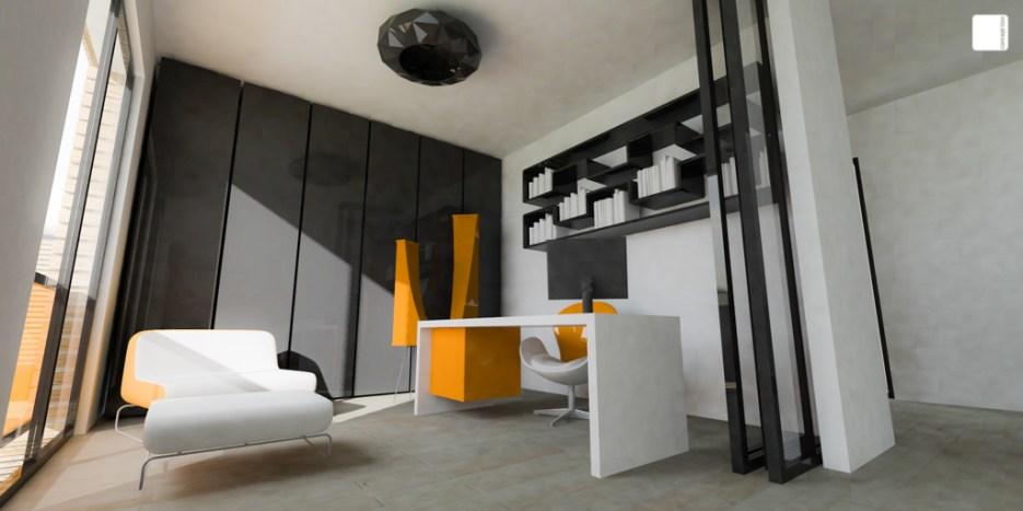 casa_EM_design interior birou