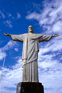 Christ the Redeemer in Rio de Janerio