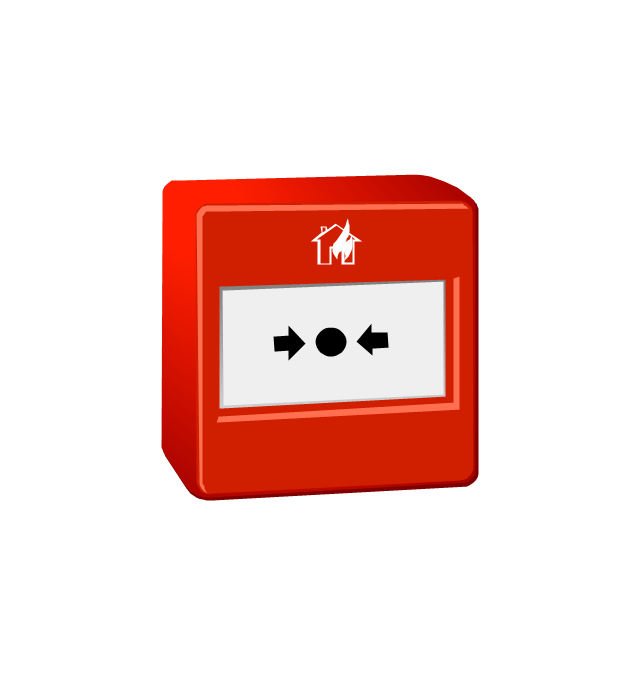 Symbol For Fire Extinguisher In Drawing