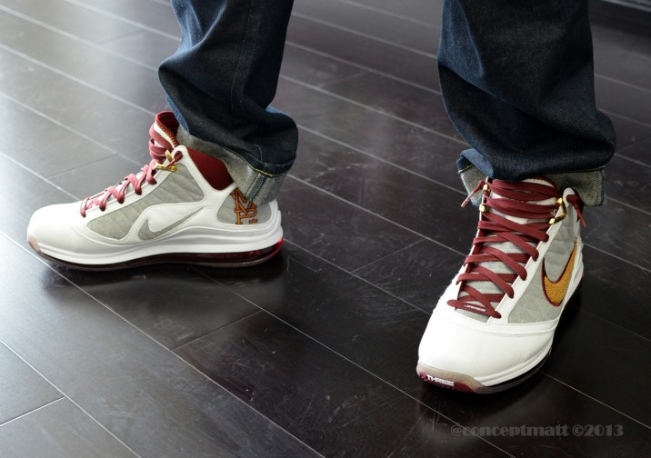LeBron VII MVP, you don't got these