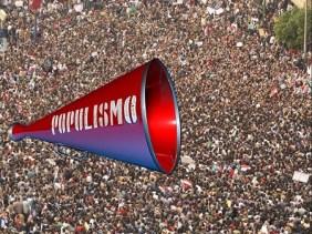 Resultado de imagen para fotos del populismo