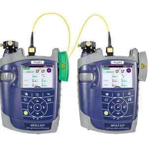 SmartClass Fiber MPOLx - MPO Optical Loss Test Sets