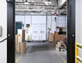 Horizontal Bi-Parting Rapid Door