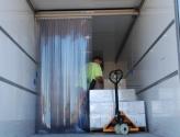 Refrigerated Transport Barrier