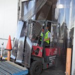 Forklift Access PVC Strip Curtains