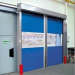 High Speed Bi-Parting Rapid Door