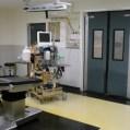 Doors in Hospital theatre